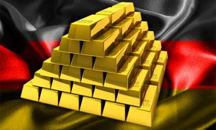 Germany takes back its gold from US