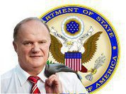 USA wants Comrade Zyuganov to be Russia's next president