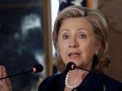 Clinton is a lobbyist, not a diplomat