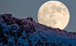 Russia to build nuclear-powered base on the Moon by 2035