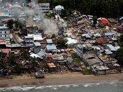 Massive quake hits Indonesia