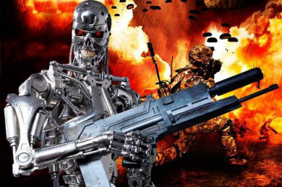 Pentagon makes killer robots to fight against China and Russia