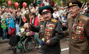Ukraine to ban Victory Day