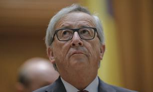 European Commission President Juncker knocks Poroshenko down a peg
