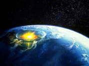 Meteor showers to devastate planet Earth