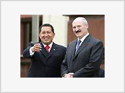 Venezuela and Belarus join forces to fight American supremacy