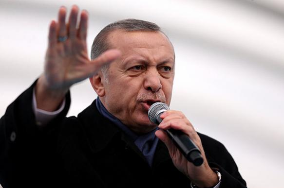 US indignant at Erdogan's accusation of ISIS support