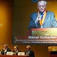 Gorbachev Blasts US Free Trade Plans in Latin America