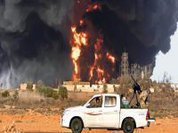 Libya: Business, not ethics and morals
