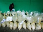Iran leads the world on drugs seizures