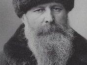 Commemorating Russian painter Vasily Vereshchagin
