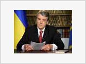 Yushchenko dissolves parliament to spite Tymoshenko