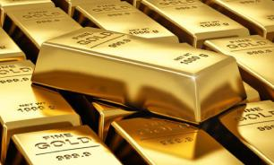 Russia buys gold from China