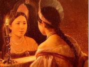 Mirrors: Schizophrenia or devil's temptation?