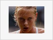 Maria Sharapova reaches WTA semis