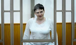 Obama liberates Nadiya Savchenko?