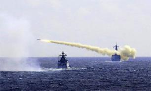 China's Navy approaches US coast