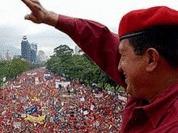 Venezuela tries anti-Chavez White House visitor