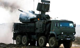 Turkey shows destruction of Russia's Pantsir missile system