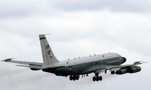US Air Force shows strange activity near Russian borders
