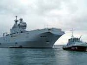 Why does Russia need the French Mistral?