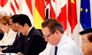 G7 agree to extend and tighten sanctions against Russia