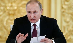 Putin refuses to expel US diplomats from Russia. 'This is kitchen diplomacy'