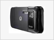 Motorola unveils new phone outfitted with Kodak's Imaging Technology