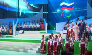 Russia launches its own Paralympic Games
