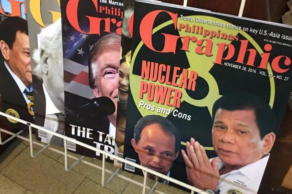 President Duterte of the Philippines for dummies