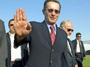 Colombia's Uribe seeks support in London and Madrid