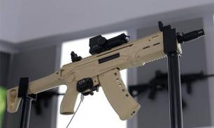 Kalashnikov unveils new weapons at Army 2016 forum