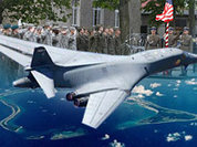 USA to destory Iran with smart bombs from Diego Garcia