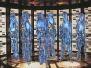Quantum teleportation useless to teleport humans