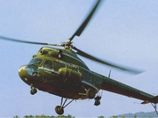 Mi-2 helicopter falls down in Lake Baikal, 2 pilots killed