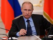 Putin not going to APEC summit in Philippines. PM Medvedev will go instead