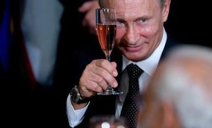 Top 10 list: Putin 'loses control, the fall is near'