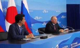 Putin offers Japan to conclude peace treaty in 2018