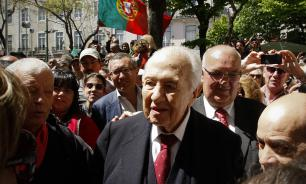 Mário Soares dies: Portugal announces three days of mourning