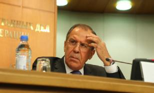 Russian Foreign Minister: The Brits have taken the game too far