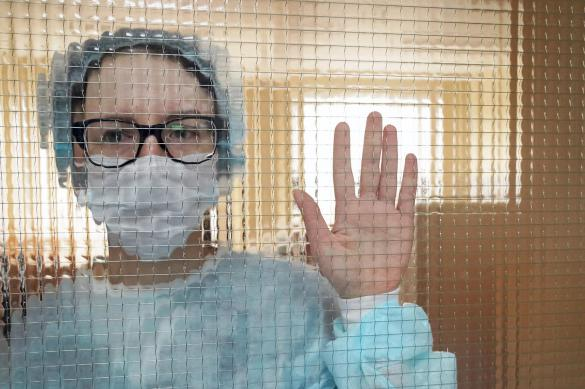 Russian doctors fight for COVID-19 compensations