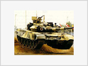 Russia deploys T-90 tanks near Georgia's borders