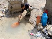 Aleppo is dying from lack of water