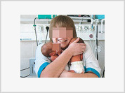 Nurse poses for camera holding preterm babies and posts pictures online