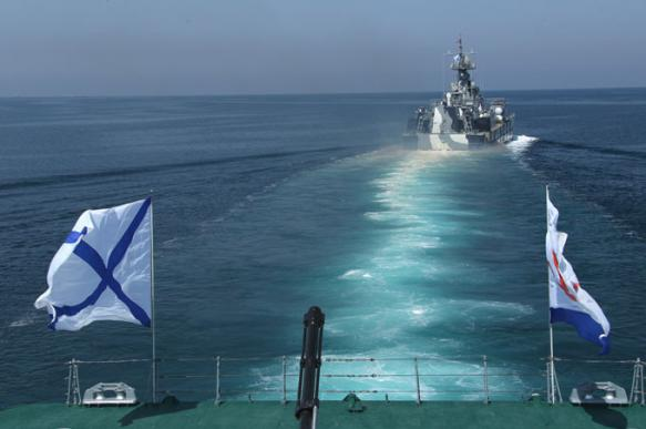 Moscow not to let NATO seize Black Sea