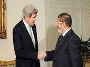 Mr. John Kerry, freedom of expression and improving relations