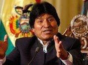 Bolivia: Evo Morales wishes Hugo Chávez speedy recovery