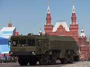 Russia is in dire need of military bases