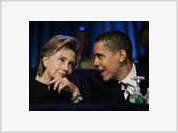 Hillary Clinton agrees to promote Obama for president for 10 million dollars