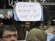 IAEA senses Iranian nuclear trace?